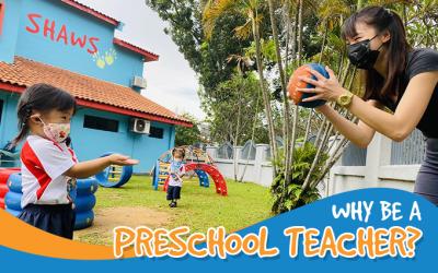 Why I Chose To Be A Preschool Teacher