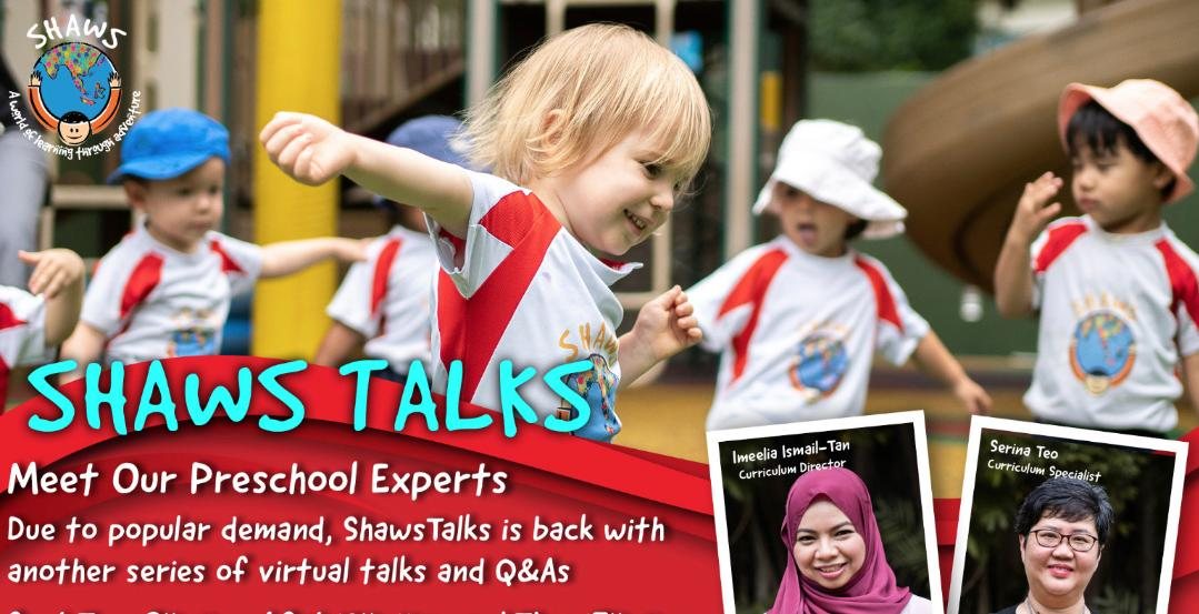 Shaws Talks – Ask the Experts Series