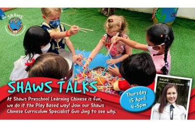 ShawsTalks – Ask the Experts Series – Learning Chinese is FUN!