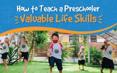 How to Teach a Preschooler Valuable Life Skills