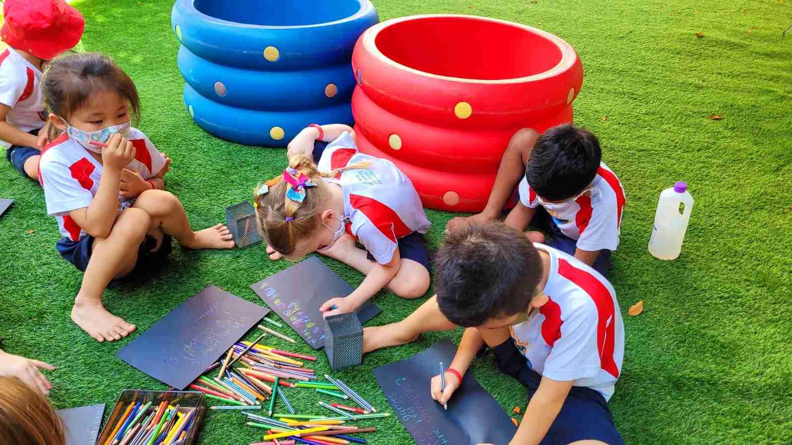 Shaws Play-Based Curriculum